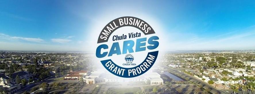 Chula Vista CARES Small Business Grant Program